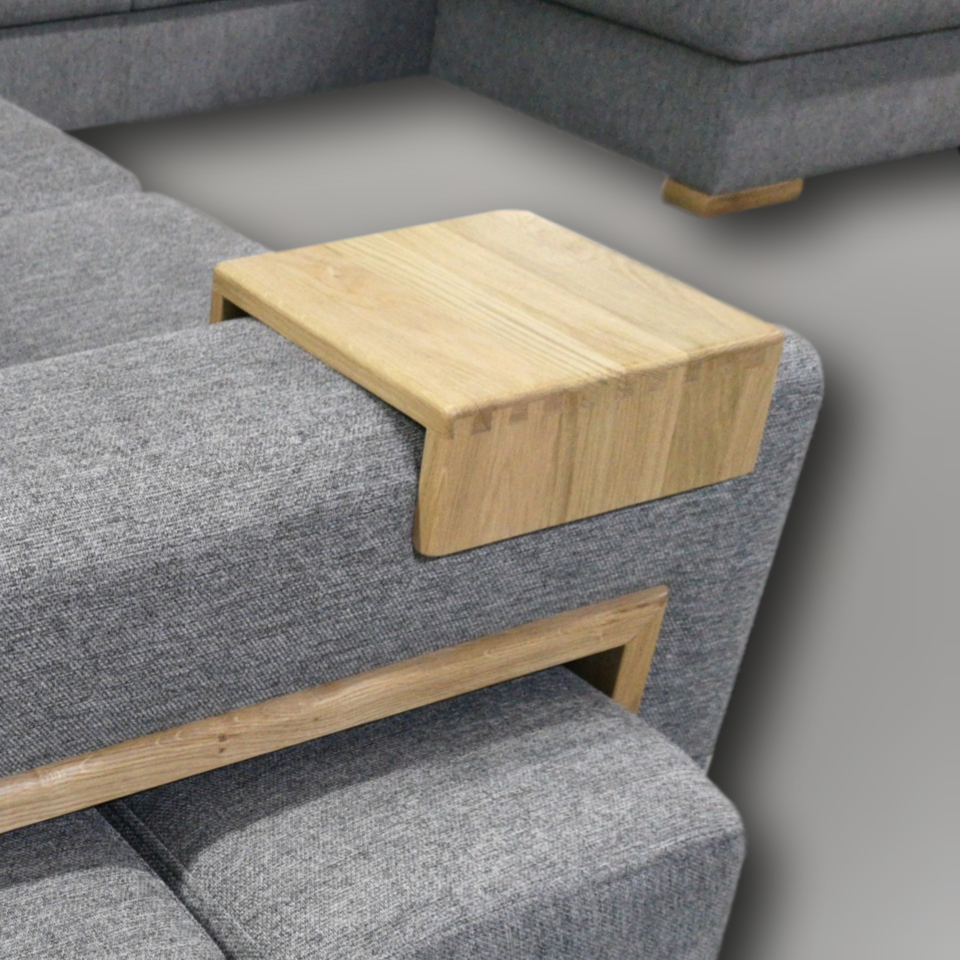 Drewniana Nakładka Na Podłokietnik Corneros Narożniki Na Wymiar Kanapy I Sofy